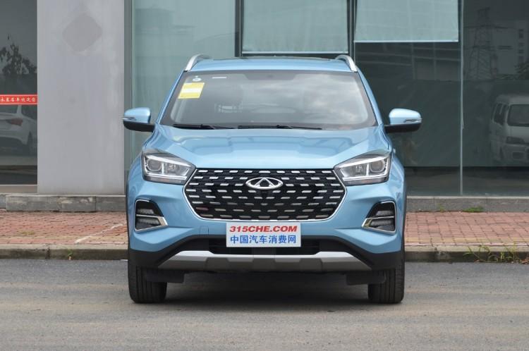 换1.5T发动机 新款瑞虎5x新车型8月26日上市