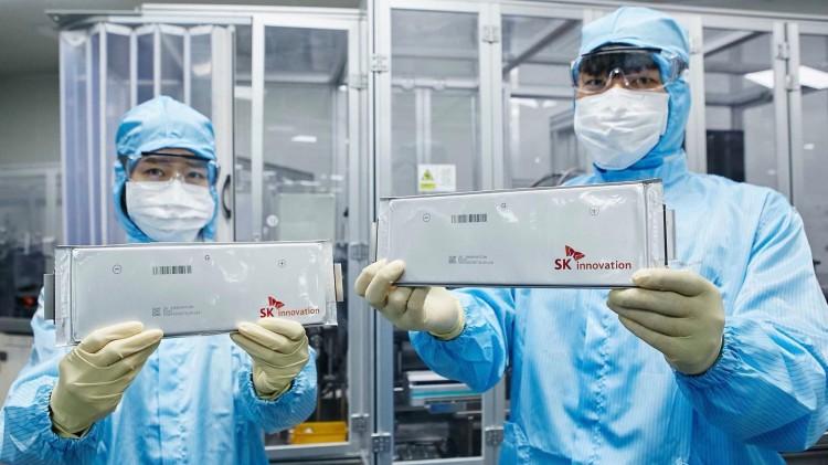 SK Innovation与诺奖得主共同研发电池