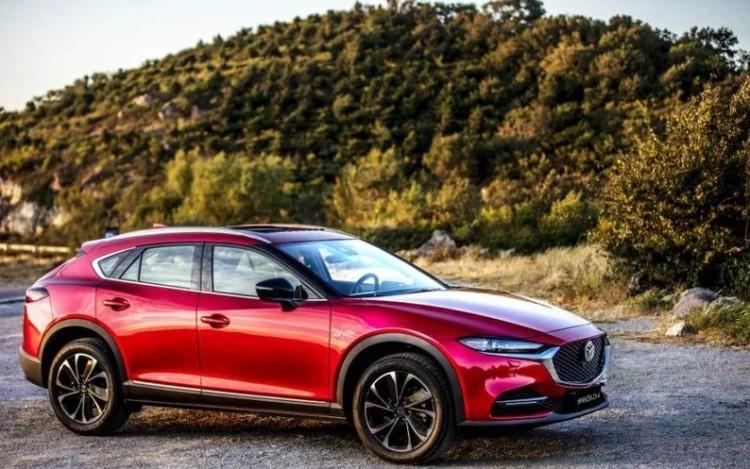 无缘压燃引擎 新款马自达CX-4预售14.88万起