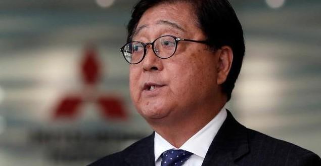 三菱汽车主席因病离职 现CEO暂时接替