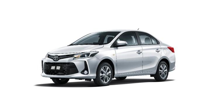 售7.18万元起 新款丰田威驰/威驰FS上市