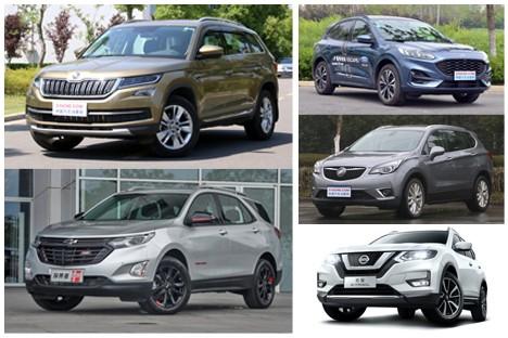 五款18万以内搞定的热销SUV&nbsp你觉得谁最靠谱?