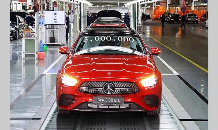 最贵的1.5T车型之一 国产奔驰E级中期改款