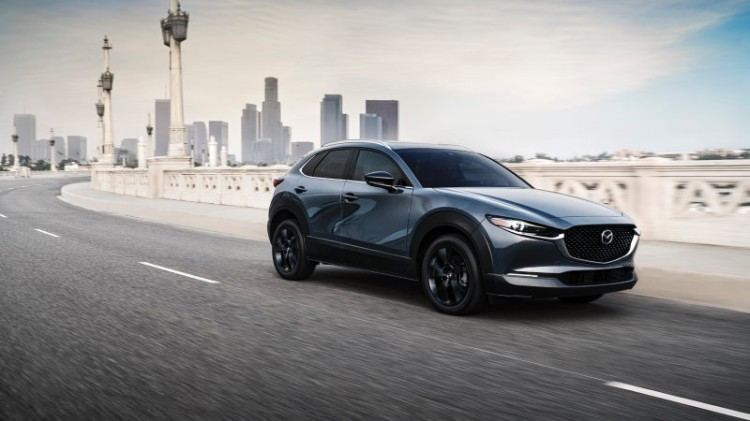 马自达将发布2021款CX-30 并将推出更多混动车型