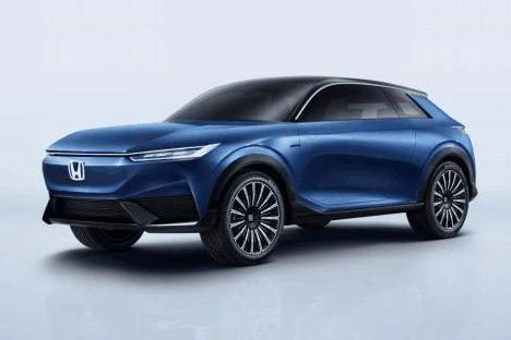 Honda&nbspSUV&nbspe:&nbspconcept北京车展首发