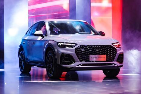 2020北京车展:奥迪Q5L&nbspSportback发布