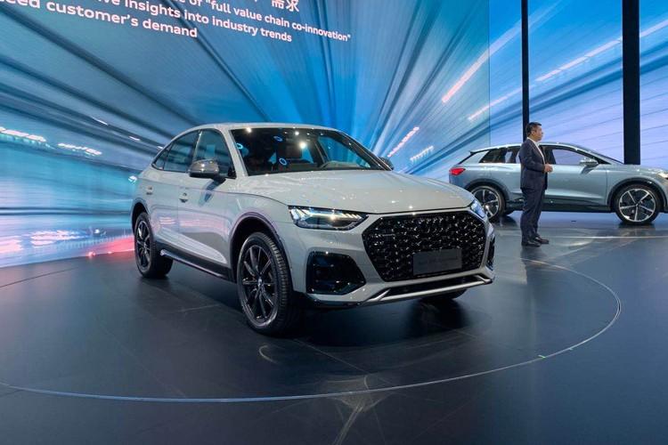 2020北京车展:奥迪Q5L Sportback发布