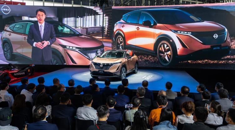 2020北京车展:日产汽车高层领导访谈