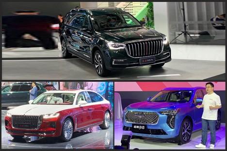 """同价位无敌!今年北京车展最""""豪横""""的8款国产车"""