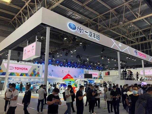 后800万时代:一汽丰田携擎家族撩动北京车展
