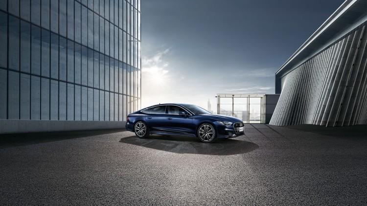 车机系统升级 2021款奥迪A7 Sportback售57.38万起