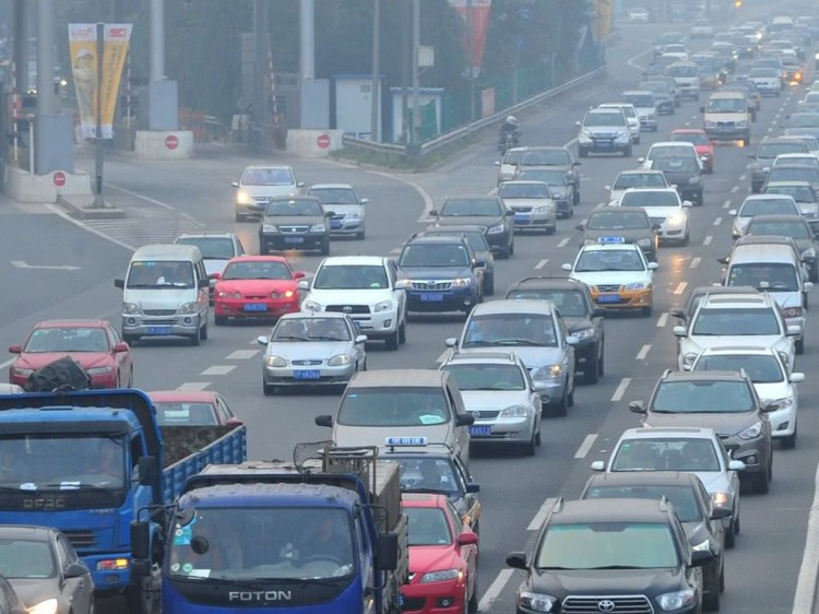 因限行升级 上海新能源汽车销量暴增