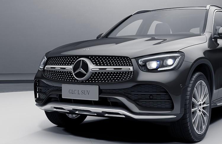 奔驰又涨价了 2021款GLC售39.78万元起