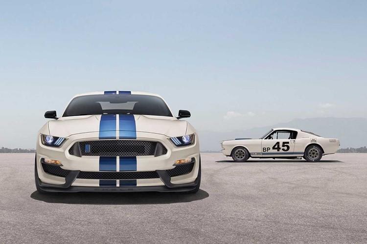 大力出奇迹!福特将投产全新6.8L V8引擎