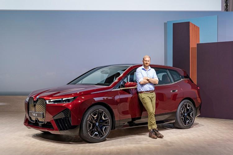 定位豪华纯电SUV 宝马iX年内进口国内市场