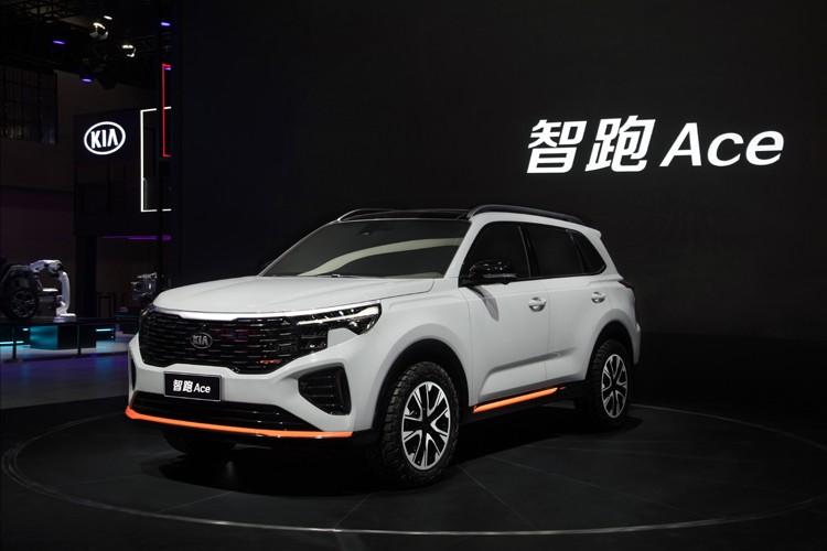 2020广州车展:起亚智跑Ace正式首发
