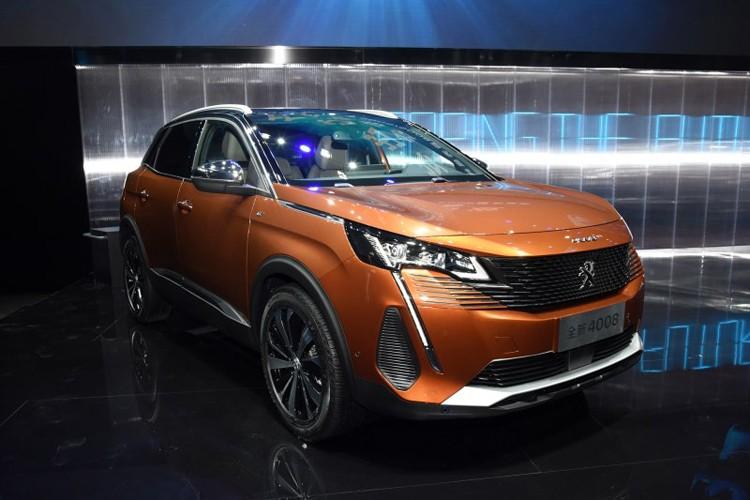 2020广州车展:标致4008/5008正式发布