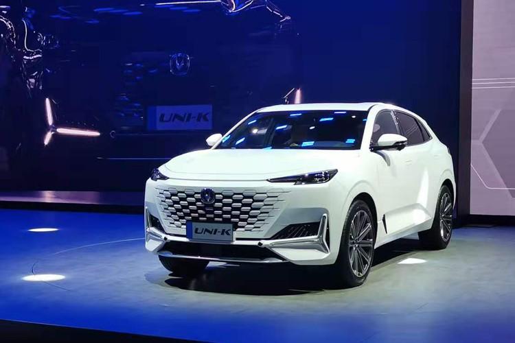 高端SUV新选择 长安UNI-K将2月28日预售