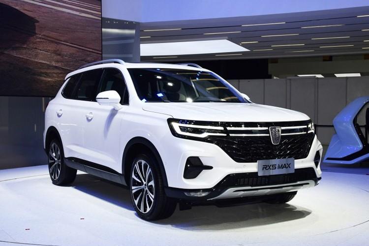 2020广州车展:新款RX5 MAX售14.98万起