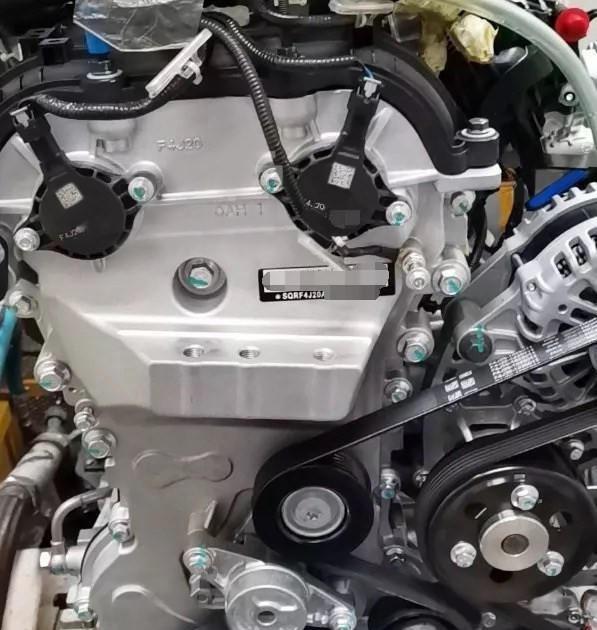 实锤了!奇瑞2.0T发动机将配上汽柳州变速器