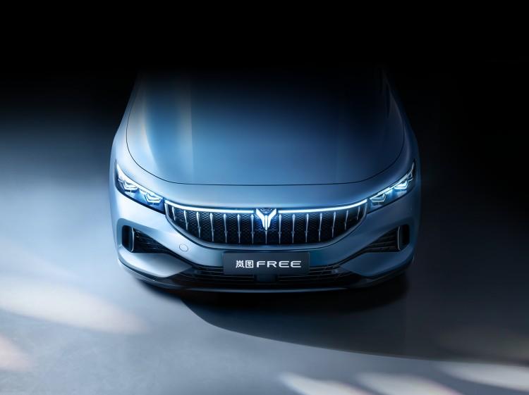 命名岚图FREE 岚图汽车12月18日发布中大型智能电动SUV