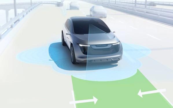 麦格纳发布全新驾驶辅助系统