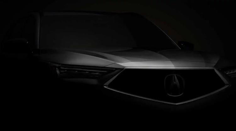 日系豪车代表作 新一代讴歌MDX将12月8日首发