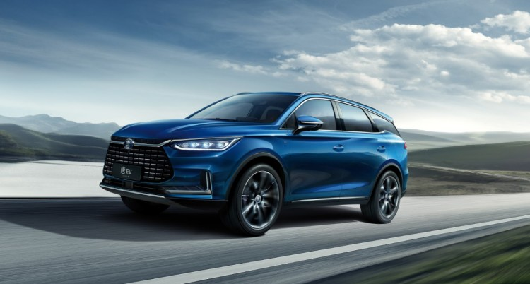 动力升级 2021款唐EV新增车型12月上市