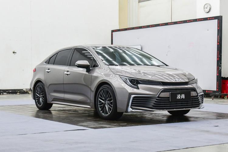 日系的车子/中国的味道 广汽丰田凌尚或明年7月发售