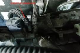 涡轮增压泵真空管异响