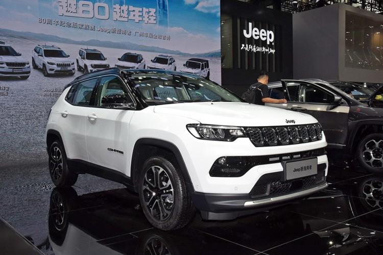 售13.98万起 新款Jeep指南者正式上市