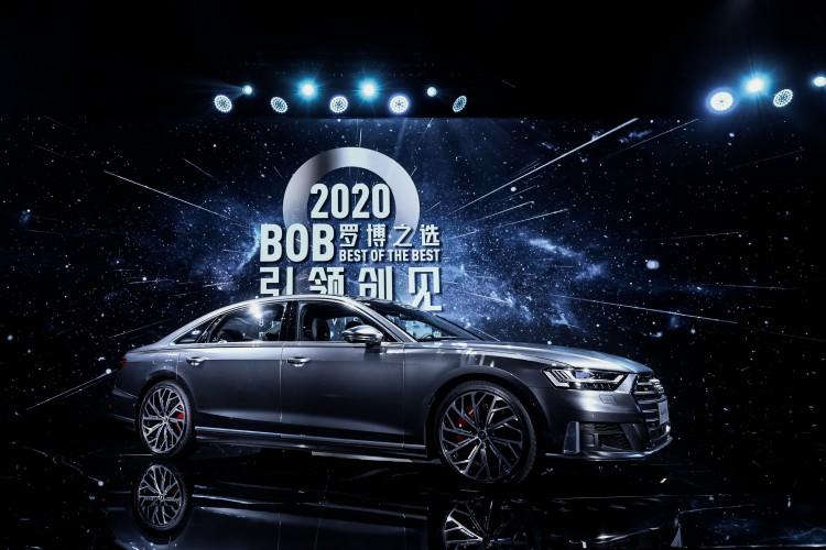 保时捷同款V8引擎 2021款奥迪S8L售207.68万元