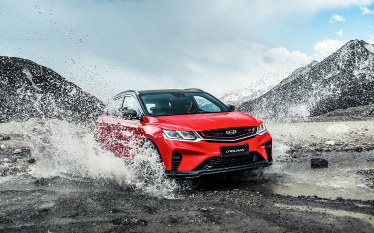 连续四年位居中国品牌乘用车第一 吉利汽车2020年总销量1320217辆