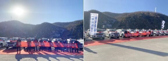 深度赋能陕北运输物流行业,12月皮卡行业增速冠军上汽大通MAXUS交付46台T70皮卡