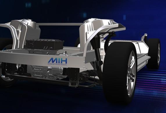 富士康平台首款电动车将于年底发布