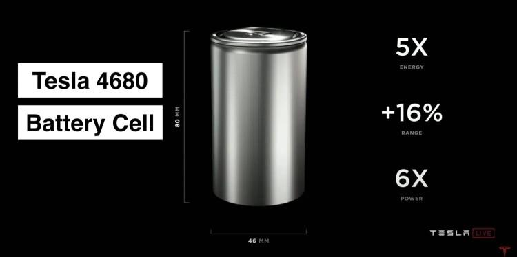 LG韩国工厂将生产特斯拉4680电芯
