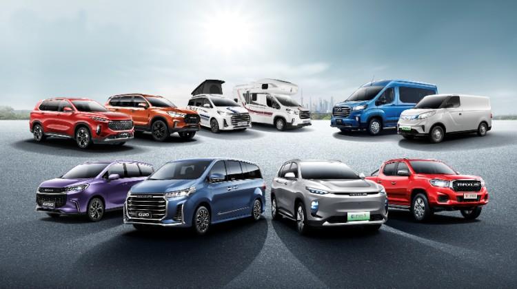 上汽大通MAXUS 1-2月累计销量同比劲增97%,新车频发开启2021年新节奏