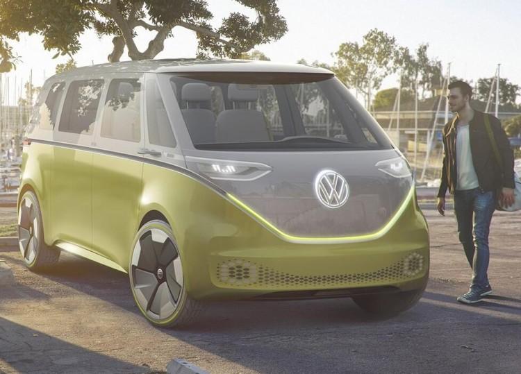 2025年发布 ID. BUZZ启动自动驾驶测试