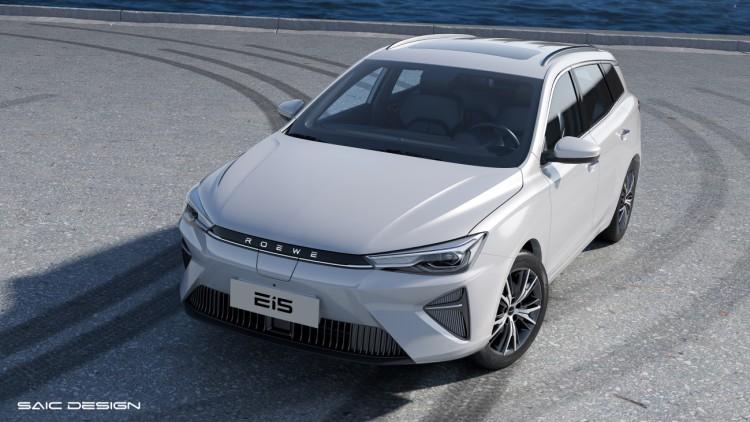 想了解大众消费级纯电动休旅车的魅力?全新荣威Ei5外观图来了!