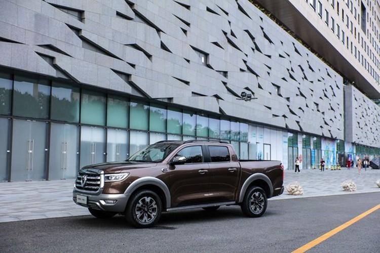 新增全新车身配色 长城炮全球版售12.68万元起