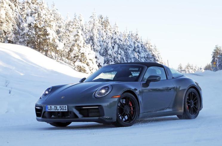 值得收藏的神车 全新保时捷911 Targa GTS或4月首发