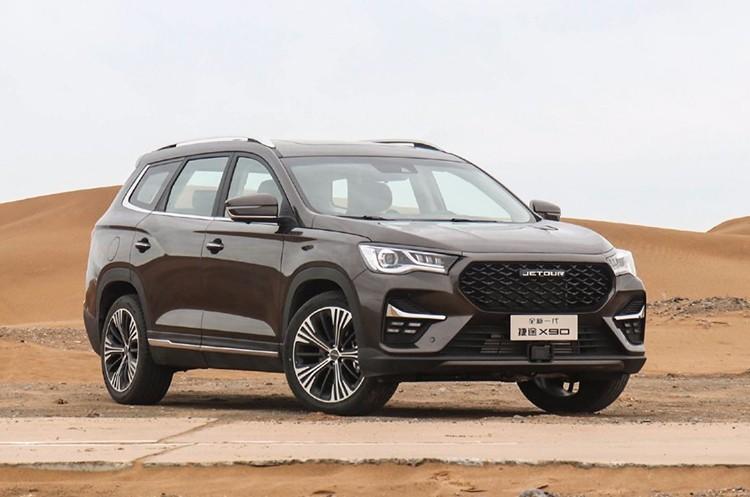 七座SUV高性价之选 2021款捷途X90售8.99万起