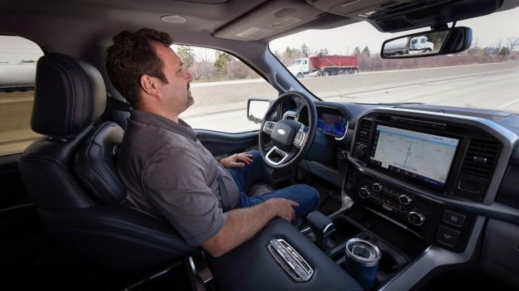 福特将推出BlueCruise自动驾驶辅助系统