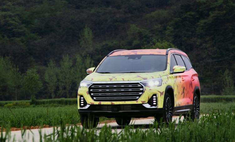 上半年最重磅的中国品牌中大型SUV伪装车曝光
