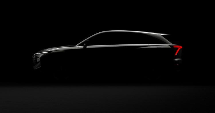 """以""""變量""""定義高階汽車未來,HAVAL XY即將亮相上海車展"""