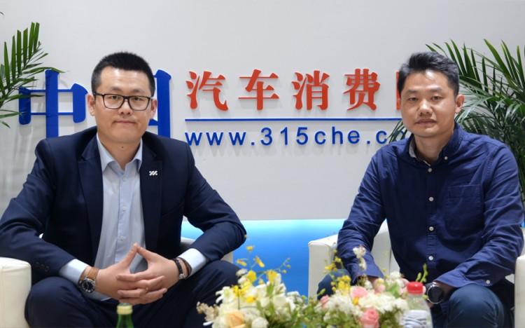 上海车展专访:智己汽车品牌体验主理 陈敏俊