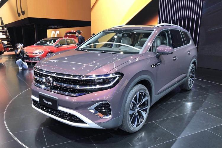 2021上海车展:一汽-大众揽境正式首发
