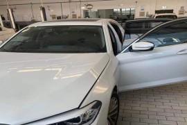 宝马5系新车未过保,发生自燃,厂家4S店不予处理