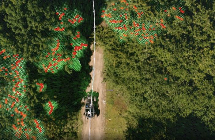 全球首个雷达定位系统问世!