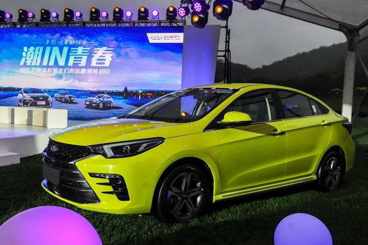 主打年轻化 艾瑞泽5 PLUS新车型即将上市